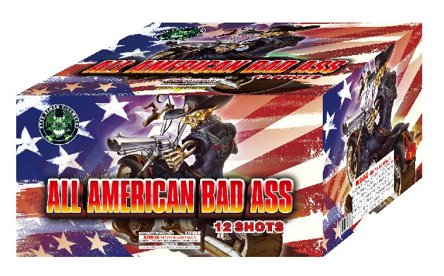 ALL AMERICAN BAD ASS