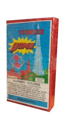 THUNDERBOMB FULL BRICK FIRECRACKERS