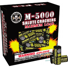 M-5000 SALUTE CRACKER 36 CT