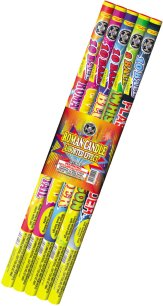 ROMAN CANDLE 5 ASSORTED
