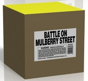Battle On Mulberry Street