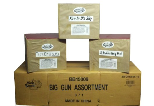 BIG GUN ASSORTMENT