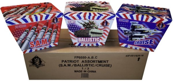 PATRIOT ASSORTMENT