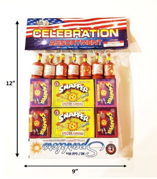 CELEBRATION NOVELTY ASSORTMENT