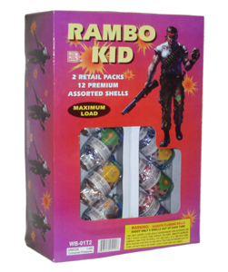 RAMBO KID 12 PACK