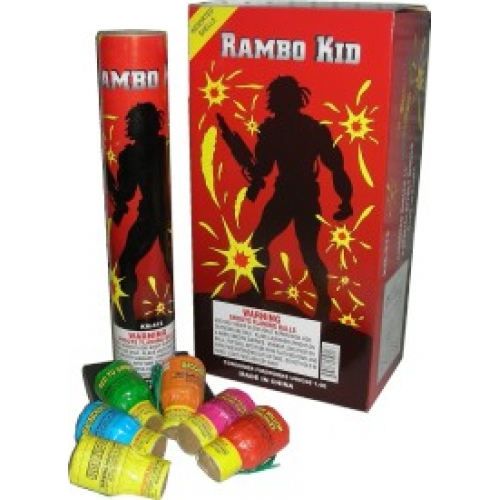 RAMBO KID 6 PACK