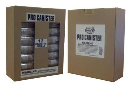 PRO CANISTER 12 PACK