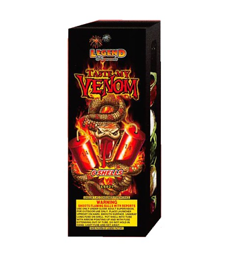 TASTE MY VENOM 6 PACK